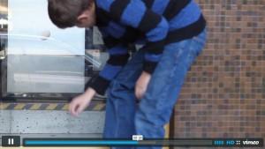 Daniel Crooks vimeo Grab